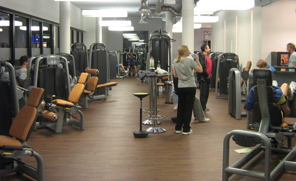Fitness First – Opernplatz XIV